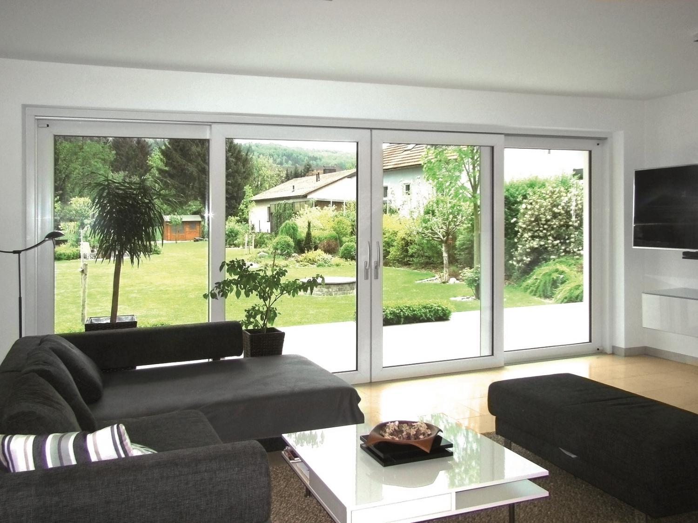 Fenster und Terrassentüren